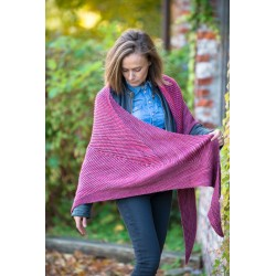 Perpendicular Shawl