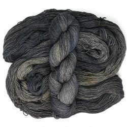Twisty Merino - Black Smoke